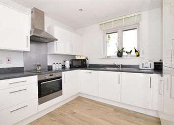 Thumbnail 2 bed flat for sale in Charlotte Way, Leybourne, West Malling, Kent