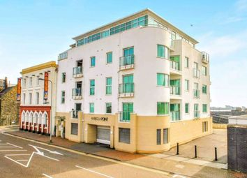 Thumbnail 2 bed flat to rent in Harbour Point, Stuart Street, Cardiff Bay, Cardiff