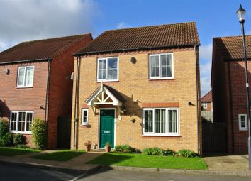 Thumbnail 4 bed detached house for sale in Church Gate, Acomb, York
