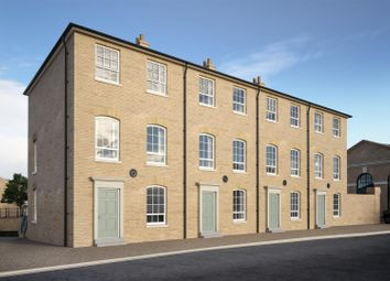 Thumbnail 3 bedroom terraced house for sale in Coningsby Place, Poundbury, Dorchester