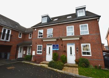 Thumbnail 4 bed terraced house for sale in Halliwell Court, Elworth, Sandbach