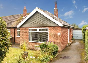Thumbnail 2 bed semi-detached house for sale in Moorland Close, Harrogate