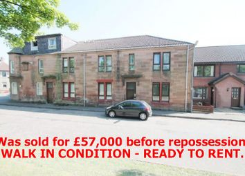 Thumbnail 1 bed flat for sale in 40B, Grangeburn Road, Grangemouth, Falkirk FK39Aa