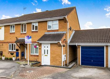 Thumbnail End terrace house for sale in Cardinal Hinsley Close, Newark
