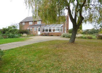 Thumbnail 4 bed semi-detached house for sale in Mill Road, Fen Drayton, Cambridge