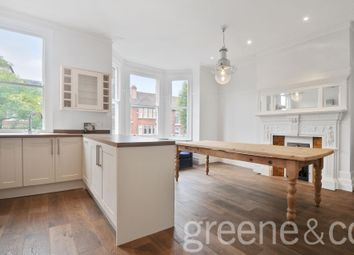 Thumbnail 4 bed flat to rent in Fortune Green Road, London