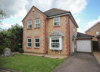 Thumbnail 4 bed detached house for sale in Bedford Close, Ely
