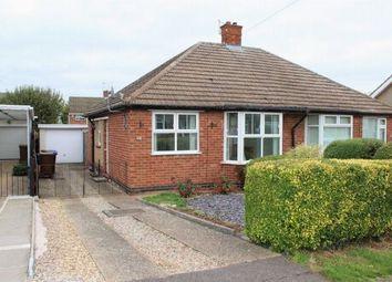 Thumbnail 2 bedroom semi-detached bungalow for sale in Edgehill Road, Duston, Northampton