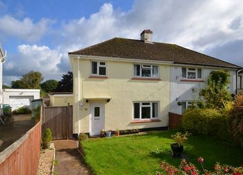 Thumbnail 3 bed semi-detached house for sale in Courtfield Close, West Hill, Ottery St. Mary