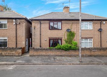 Thumbnail 2 bedroom semi-detached house for sale in Mersey Street, Bulwell, Nottingham