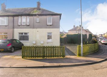 Thumbnail 2 bed flat for sale in Argyll Avenue, Falkirk