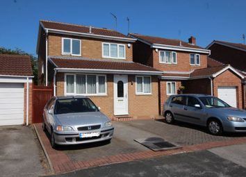 Thumbnail 3 bed detached house for sale in Woburn Close, Balby, Doncaster