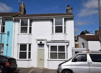 Thumbnail 2 bed end terrace house for sale in Cobden Road, Hanover, Brighton