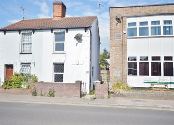 Thumbnail 2 bedroom semi-detached house for sale in Old Road, Clacton-On-Sea
