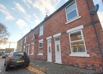Thumbnail 2 bedroom end terrace house for sale in Wellington Street, Stapleford, Nottingham