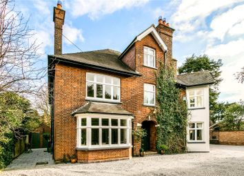 Thumbnail 6 bed detached house for sale in Cricketers Close, St. Albans, Hertfordshire