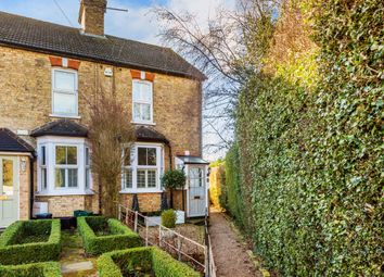 Thumbnail 2 bed end terrace house for sale in Ethel Terrace, Rushmore Hill, Pratts Bottom, Orpington