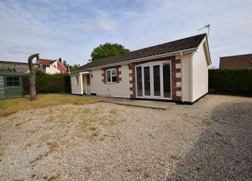 Thumbnail 2 bedroom detached bungalow for sale in Ropers Lane, Long Melford, Sudbury