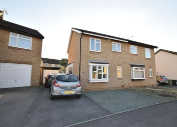 Thumbnail 3 bed semi-detached house for sale in Stibbs Court, Longwell Green