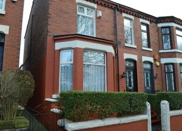 Thumbnail 3 bedroom semi-detached house for sale in Reservoir Road, Stockport