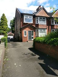 Thumbnail 4 bed semi-detached house for sale in Upper Park Road, Salford