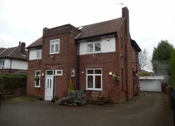 Thumbnail 6 bed detached house for sale in Park Road, Prestwich, Manchester