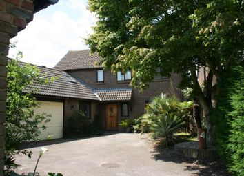 Thumbnail 4 bed detached house to rent in Harbledown Park, Harbledown, Canterbury