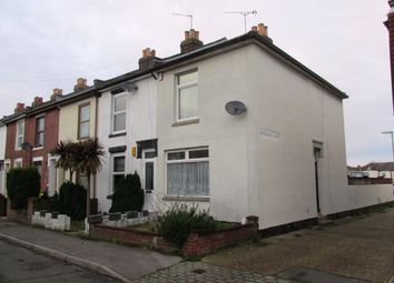 Thumbnail 2 bed end terrace house to rent in Brougham Street, Gosport