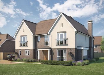 "Thumbnail 5 bed property for sale in ""The Westminster"" at Hornbeam Place, Arborfield, Reading"