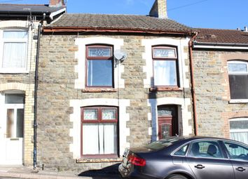 Thumbnail 3 bed terraced house for sale in Ynysybwl -, Pontypridd