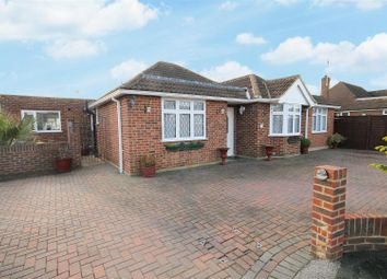 Thumbnail 4 bed bungalow for sale in Fordbridge Close, Chertsey