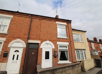 Thumbnail 2 bedroom terraced house for sale in Dovecote Road, Eastwood, Nottingham