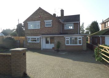 Thumbnail 4 bed detached house for sale in Lea Road, Gainsborough