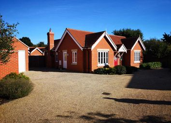 Thumbnail 3 bed bungalow for sale in Abrey Close, Great Bentley, Colchester