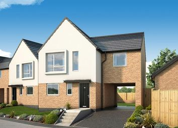 "Thumbnail 4 bed property for sale in ""The Alder At Chase Farm, Nottingham"" at Arnold Lane, Gedling, Nottingham"