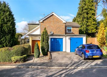 Thumbnail 4 bed detached house for sale in Dolphin Close, Haslemere, Surrey