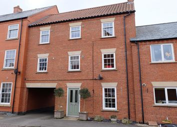 Thumbnail 4 bed town house for sale in Southwells Lane, Horncastle, Lincs