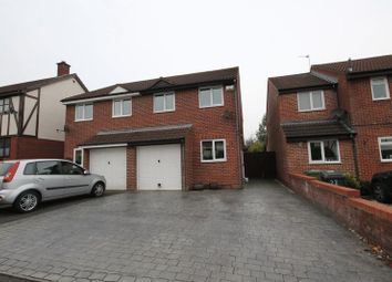 Thumbnail 3 bed semi-detached house for sale in Plover Close, Yate, Bristol