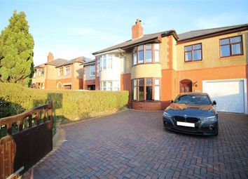 Thumbnail 5 bed semi-detached house for sale in Longridge Road, Grimsargh, Preston