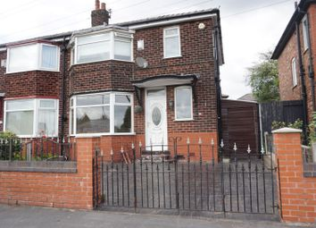 Thumbnail 3 bed semi-detached house for sale in East Lancashire Road, Manchester