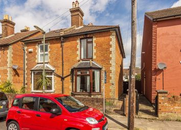 Thumbnail 2 bed semi-detached house for sale in Dapdune Road, Guildford