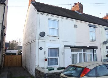 Thumbnail 2 bedroom terraced house for sale in Huncote Road, Stoney Stanton, Leicester