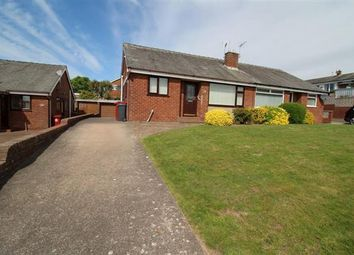 Thumbnail 2 bed bungalow for sale in Hornbeam Crescent, Barrow In Furness