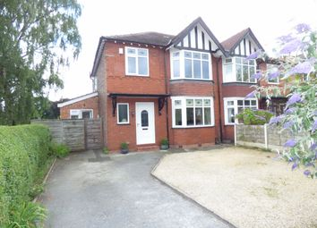 Thumbnail 4 bedroom semi-detached house for sale in Woodland Avenue, Hazel Grove, Stockport