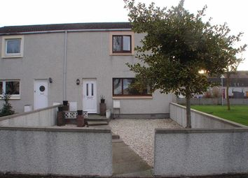Thumbnail 2 bed end terrace house for sale in Castlehill Road, Fochabers, Moray