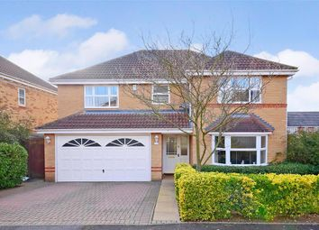 Thumbnail 4 bed detached house for sale in Hunter Drive, Wickford, Essex