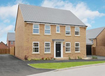 "Thumbnail 4 bed detached house for sale in ""Chelworth"" at Burnby Lane, Pocklington, York"