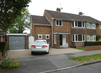 Thumbnail 4 bed property to rent in Loggon Road, Basingstoke