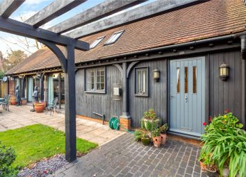 Thumbnail 4 bed barn conversion for sale in Wittington Green, Henley Road, Marlow, Buckinghamshire