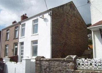 Thumbnail 2 bed property to rent in New Road, Cilfrew, Neath